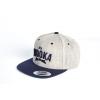 Ippon Gear Snapback Judoka šedo-modrá čepice