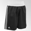 Adidas PunchLine šortky boxerské černé