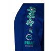 Fuji Pink Blossom BJJ kimono modré - W2