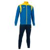 Tepláková souprava světle modro-žlutá JOMA Championship V