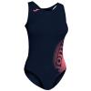 JOMA Lake II plavky dámské černo-růžové