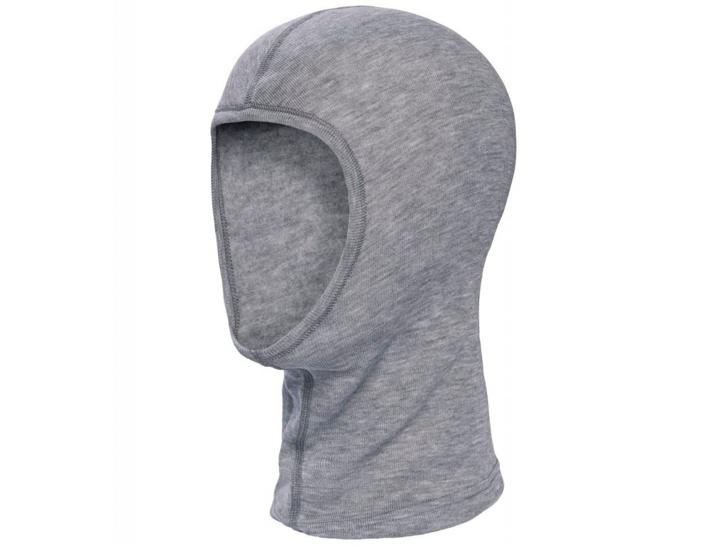 Face mask ORIGINALS WARM  grey melange