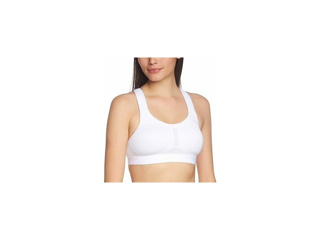 Bra HIGH ULTIMATE FIT  white