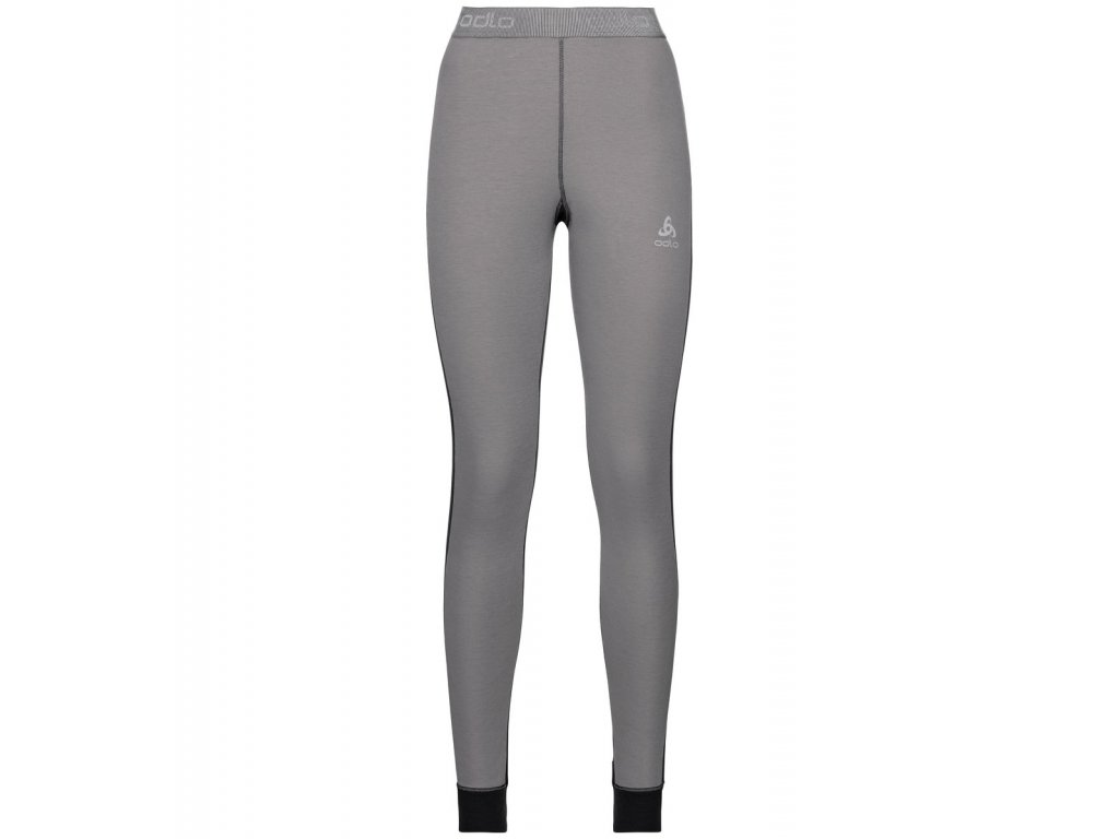 SUW Bottom Pant ACTIVE  Revelstoke WARM  odlo graphite grey - odlo concrete grey