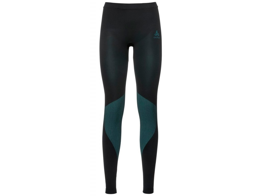 Pants ESSENTIALS Seamless Light  black - blue radiance