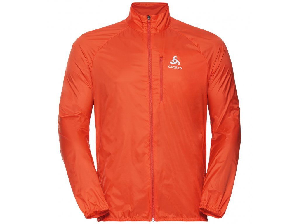 Jacket ZEROWEIGHT  mandarin red