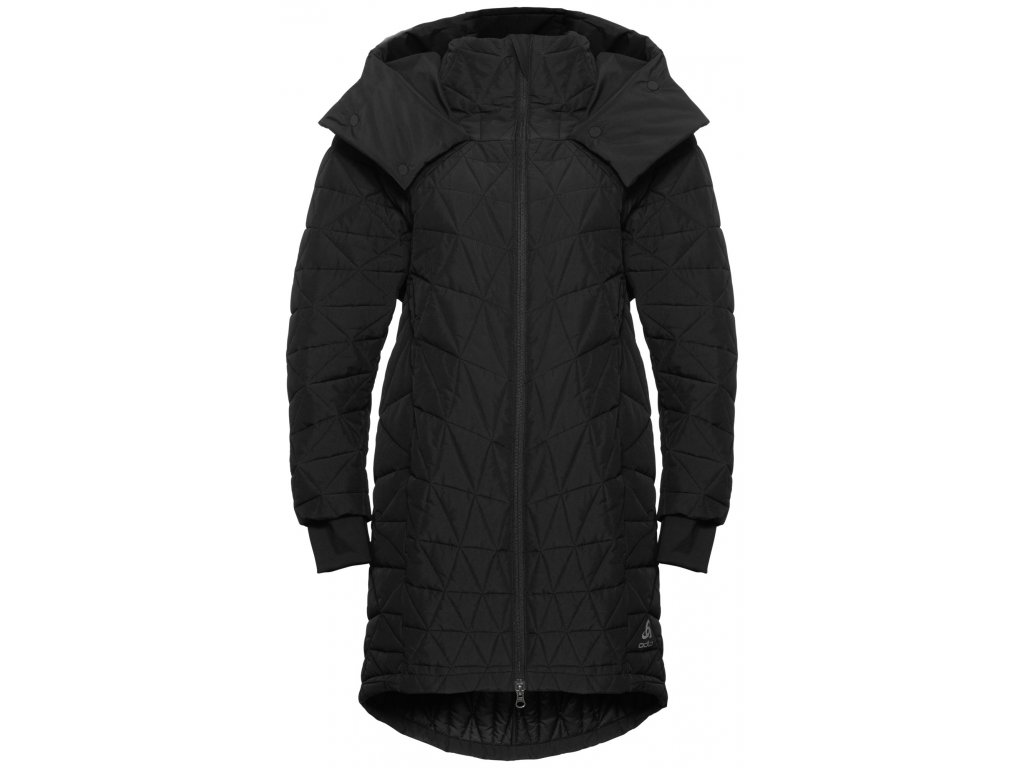 Coat ZAHA  black