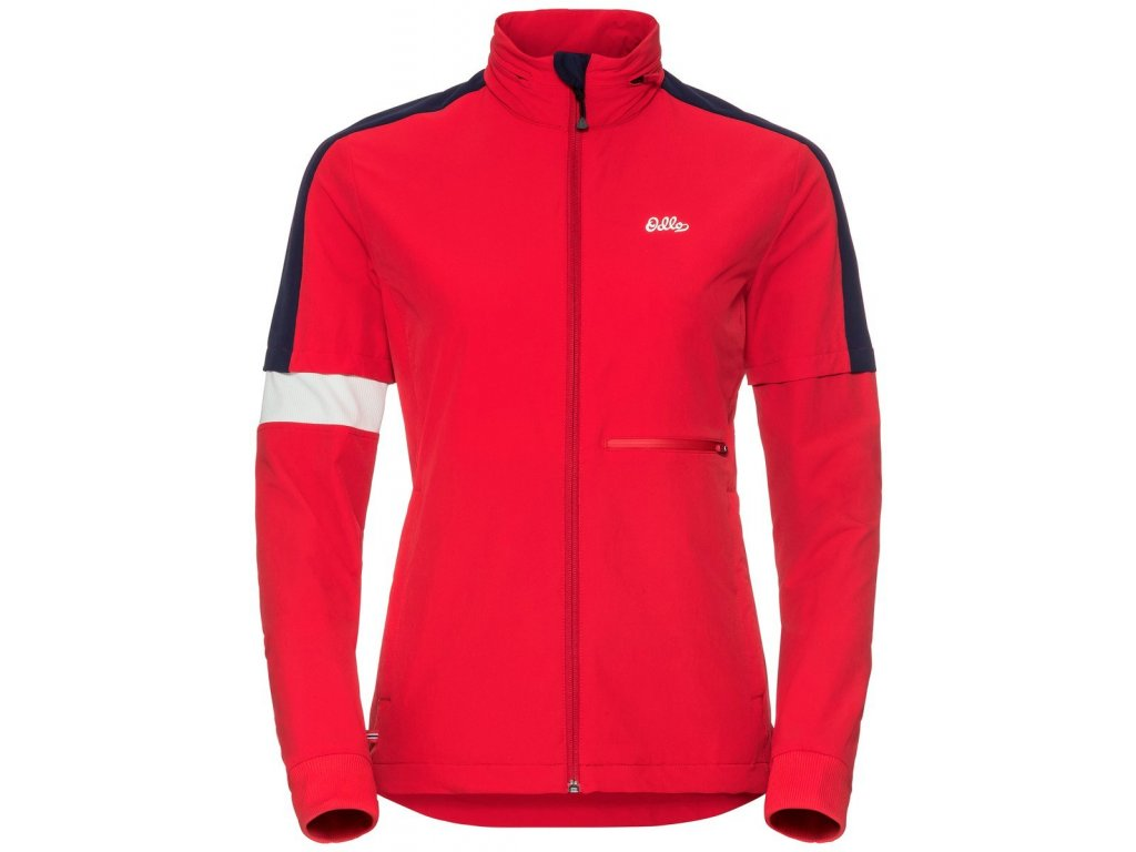 Jacket ANETTE  chinese red