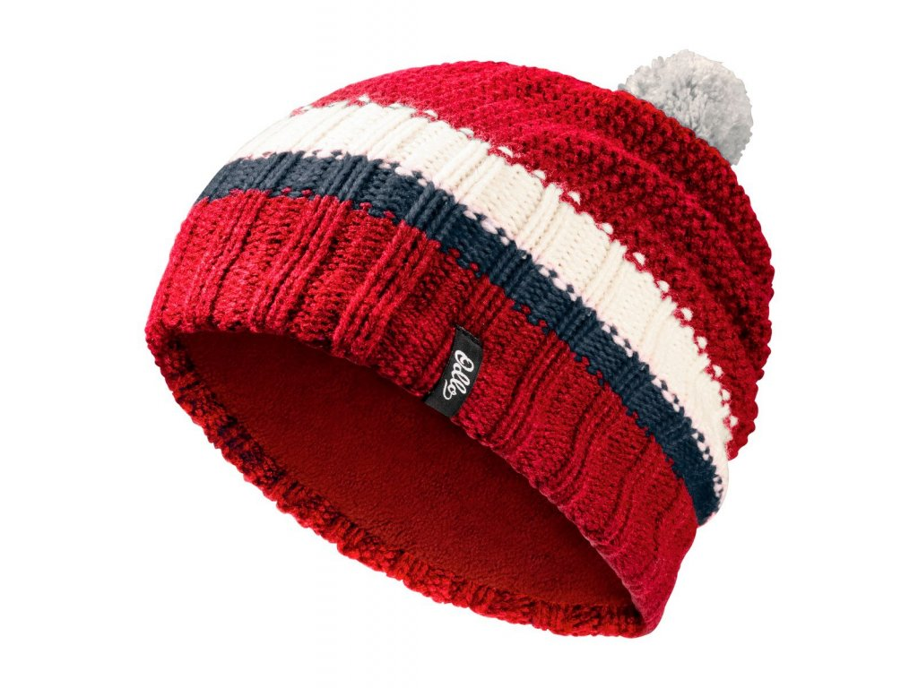 Hat ANETTE  chinese red