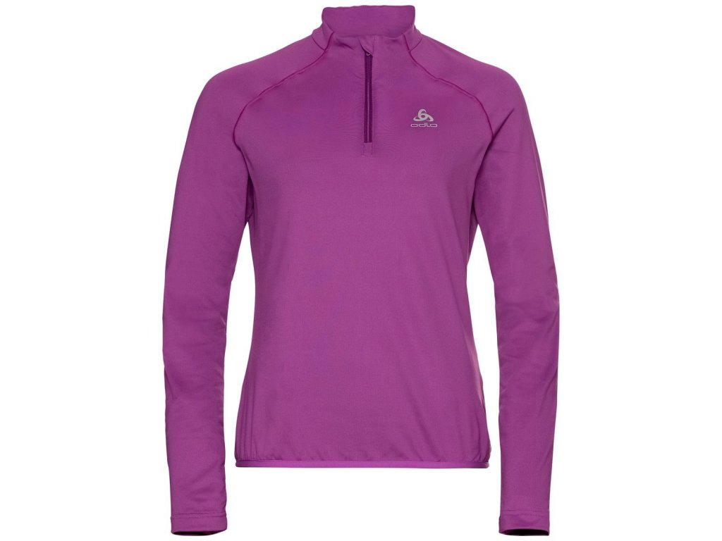 Midlayer 1/2 zip CARVE LIGHT  hyacinth violet