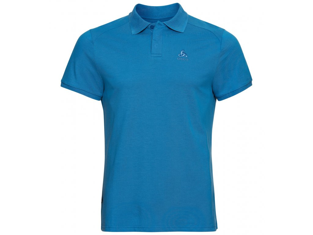 Polo shirt s/s CONCORD  blue aster
