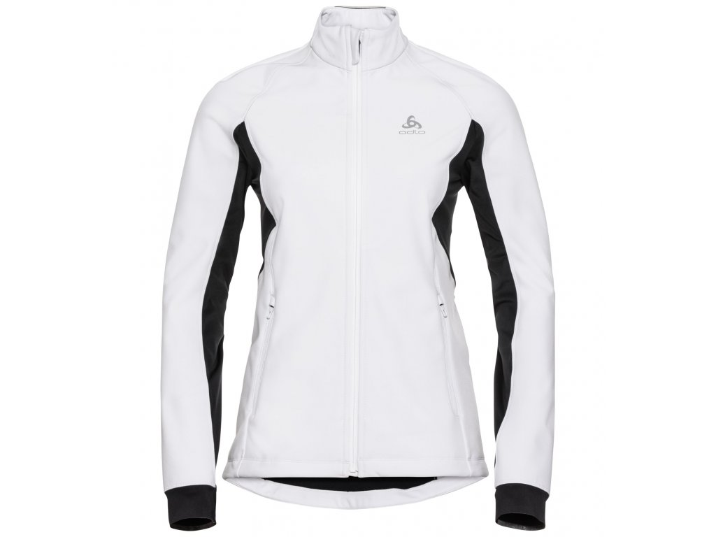 Jacket AEOLUS  white - black