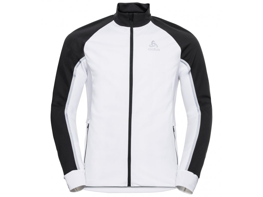 Jacket AEOLUS PRO  white - black