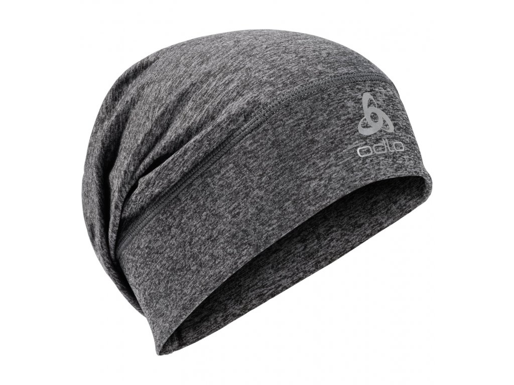 Hat YAK LONG WARM  grey melange