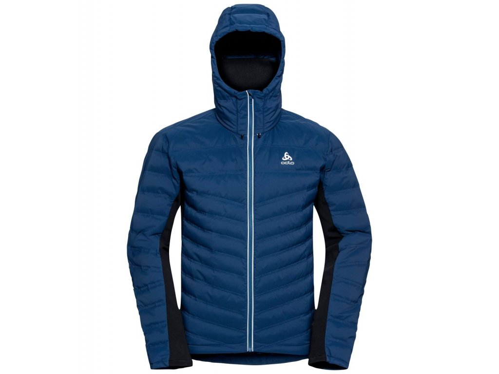 Jacket insulated SEVERIN COCOON  estate blue