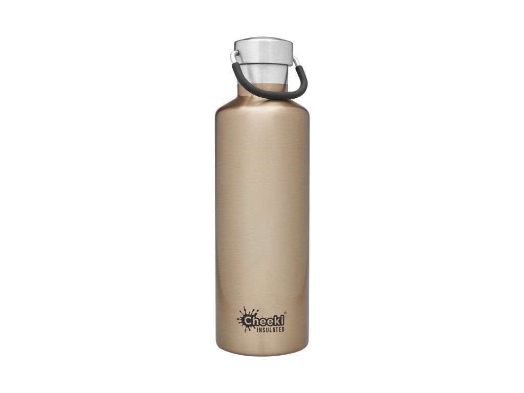 600ml Classic Insulated Bottle - Champagne  Champagne