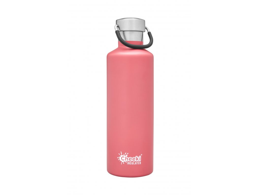 600ml Classic Insulated Bottle - Dusty Pink  Dusty Pink