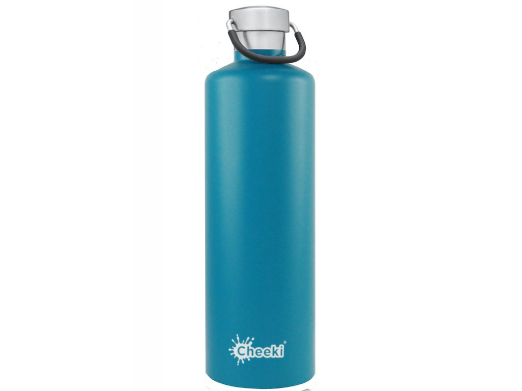 1.0L Classic Insulated Bottle- Topaz  Topaz