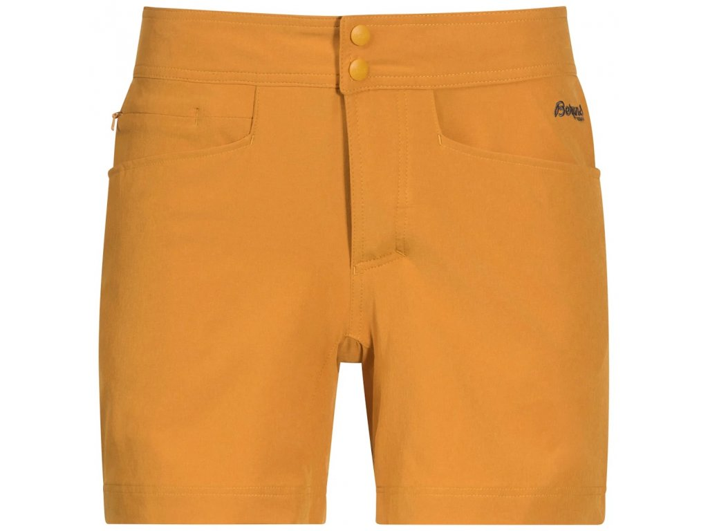 CECILIE CLIMBING SHORTS  GOLDENYELLOW MEL
