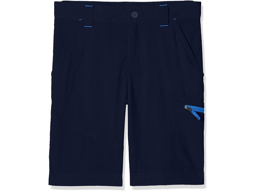 SLVR RIDGE NOVELTY SHORTS  COLLEGIATE NAVY