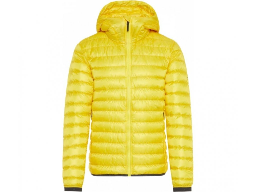 M LIGHT DOWN HOOD  K039 BANGING YELLOW