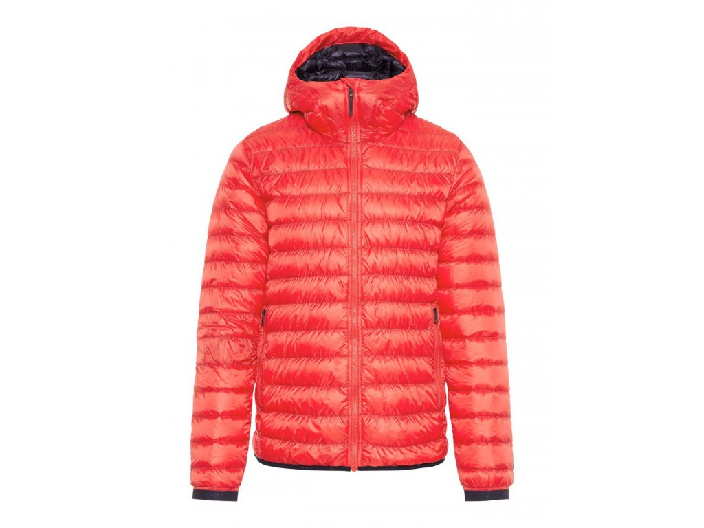 M LIGHT DOWN SWEATER  4300 RACING RED