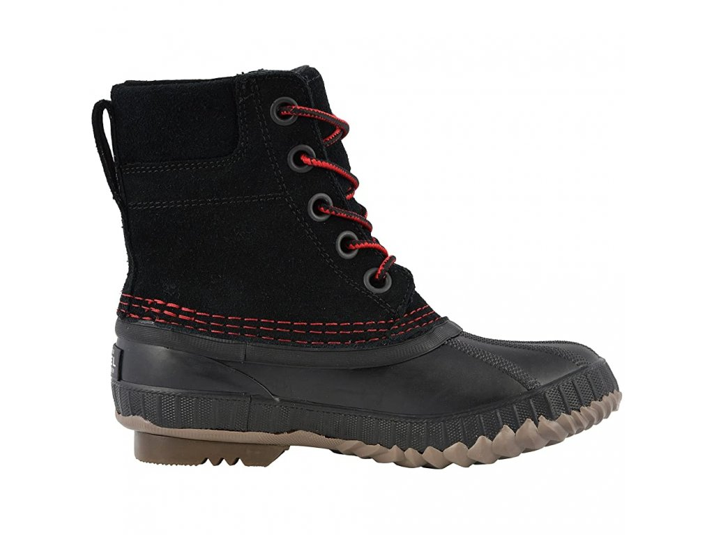 YOUTH CHEYANNE II LACE  black/mountain red