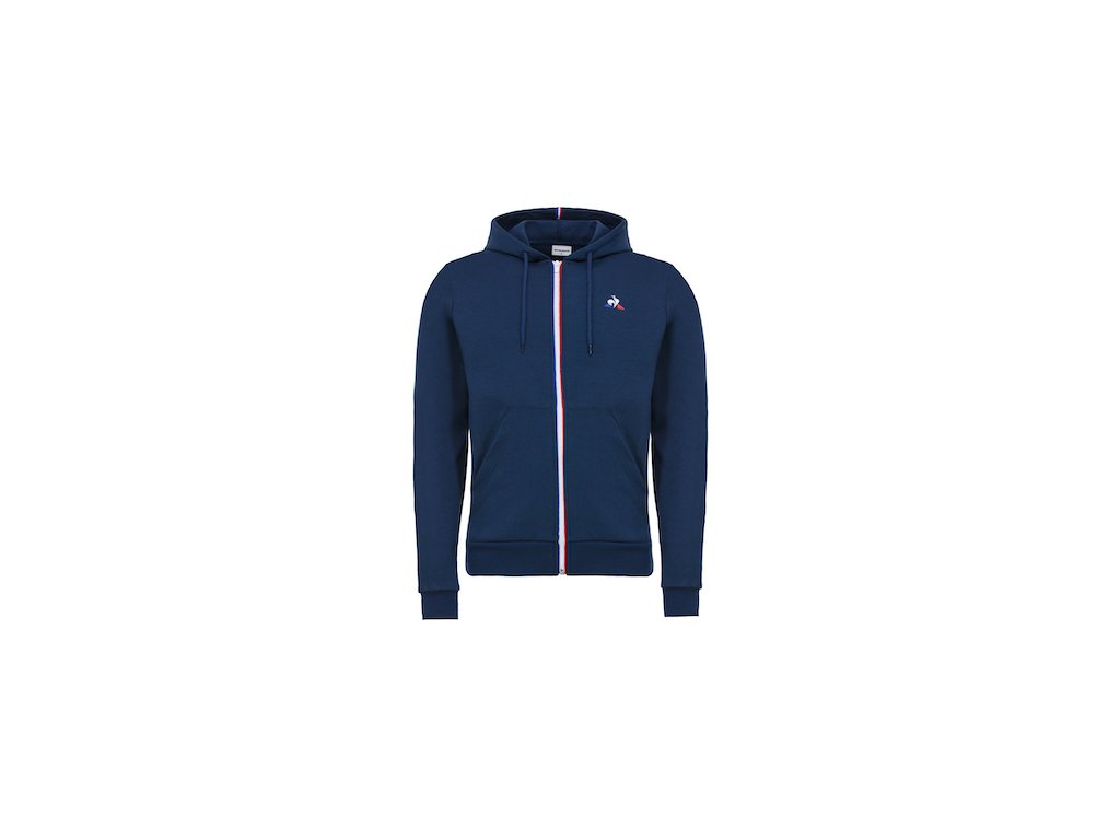 ESS FZ Hoody N°1 M dress blues  dress blues