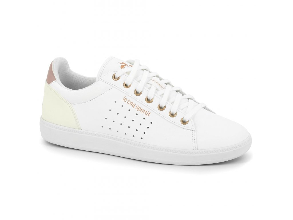 COURTSTAR W BOUTIQUE  optical white/rose