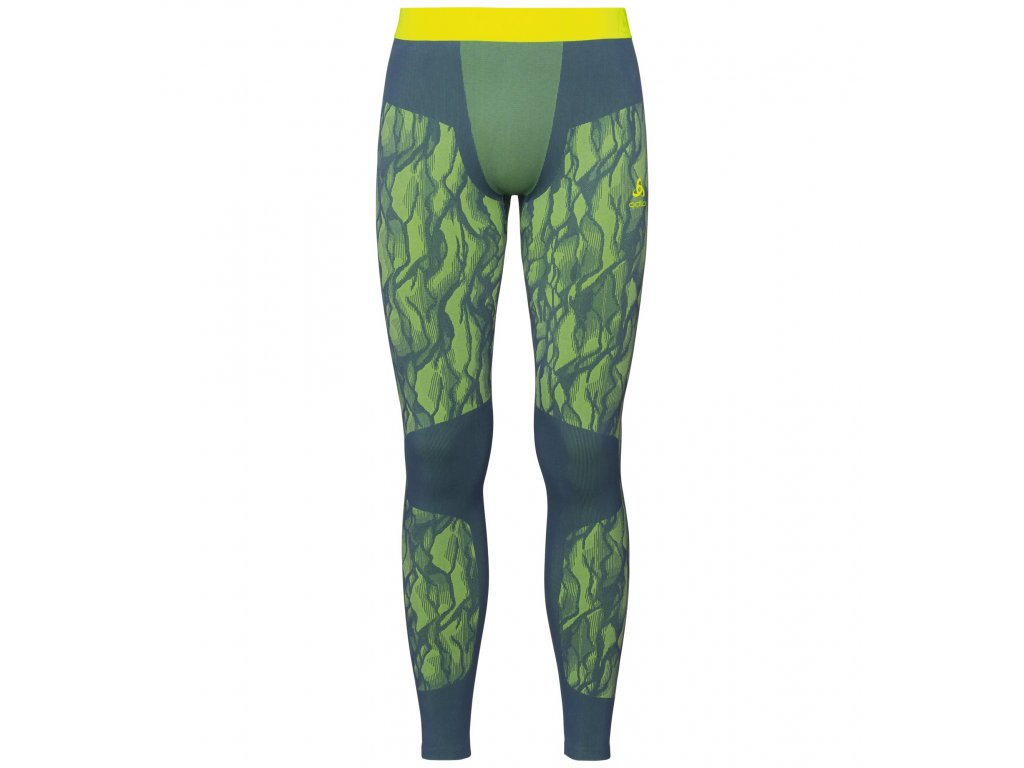 BL Bottom long BLACKCOMB  bering sea - safety yellow (neon) - safety yellow (neon)