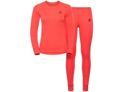 Set ACTIVE Originals WARM  hot coral