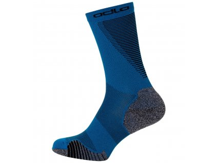 Socks crew CERAMICOOL  directoire blue - black