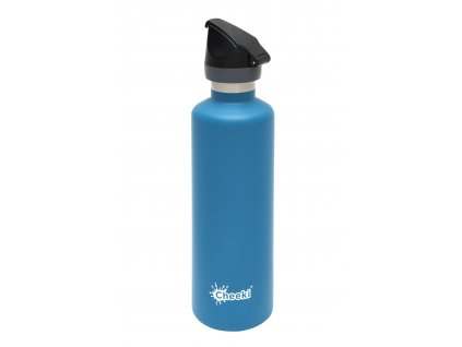 600ml Active Insulated Bottle - Topaz  Topaz