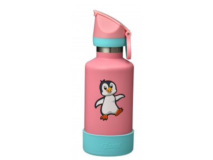 400ml Insulated Kids Bottle - Penguin  Penguin
