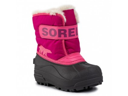 CHILDREN SNOW  tropic pink/deep blush