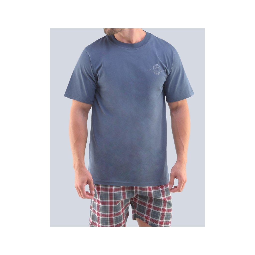 Pánské krátké pyžamo Gina 79096
