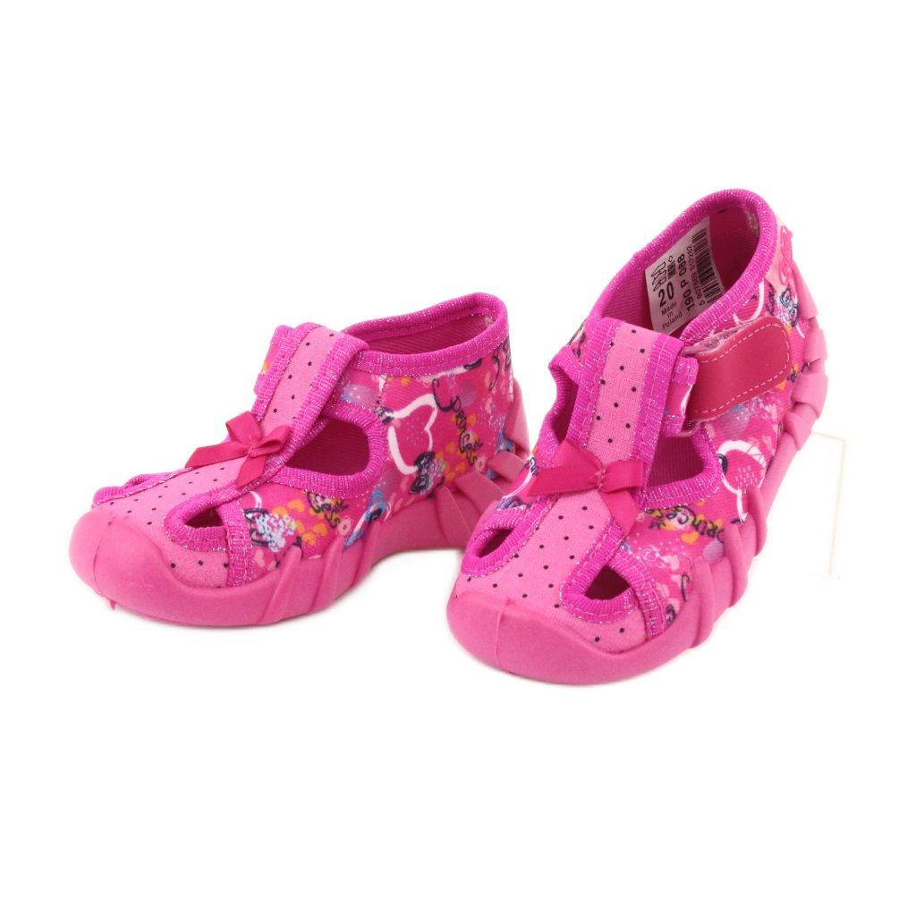 befado detske boty 190p088 ruzovy 4 2000x2000