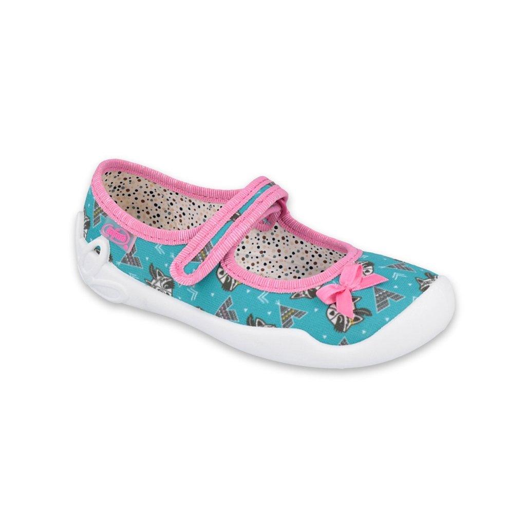 detska obuv befado 114x427 modry ruzovy 790x790