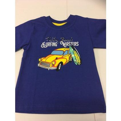 Chlapecké triko s krátkým rukávem Japitex