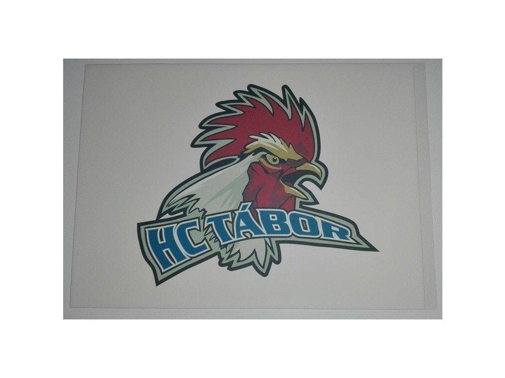Logo HC Tábor na dort