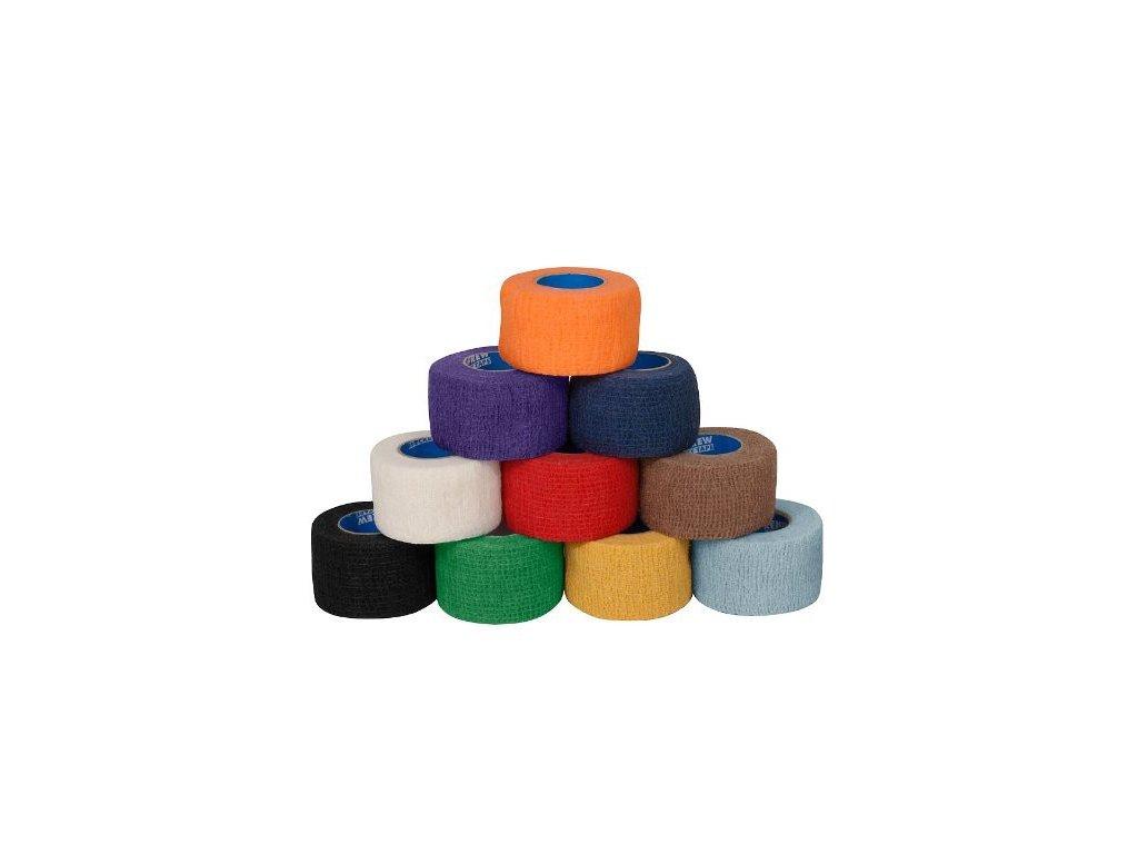 Grip - páska na hokejku - více barev