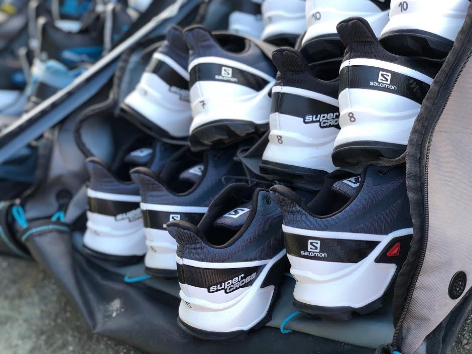 Testování běžecké obuvi + beseda s ambasadorem značky Salomon