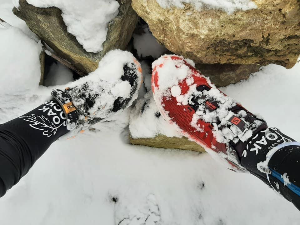 Vychytávky na běhání v zimě a ve sněhu