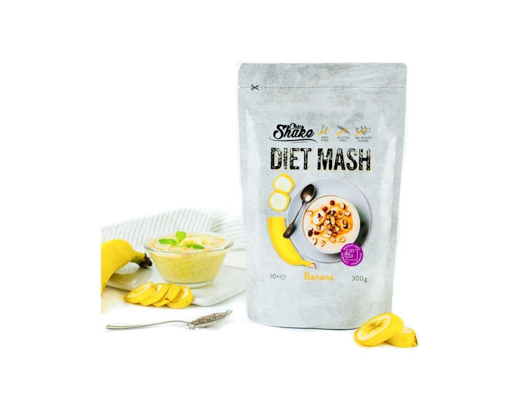 diet mash banana