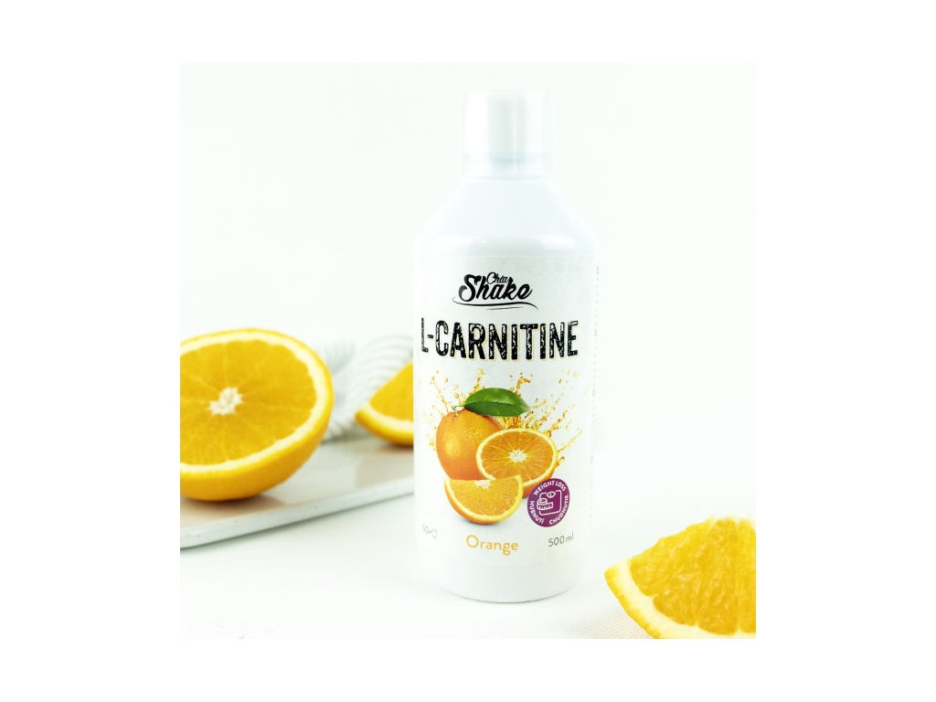 chia shake l carnitine pomeranc