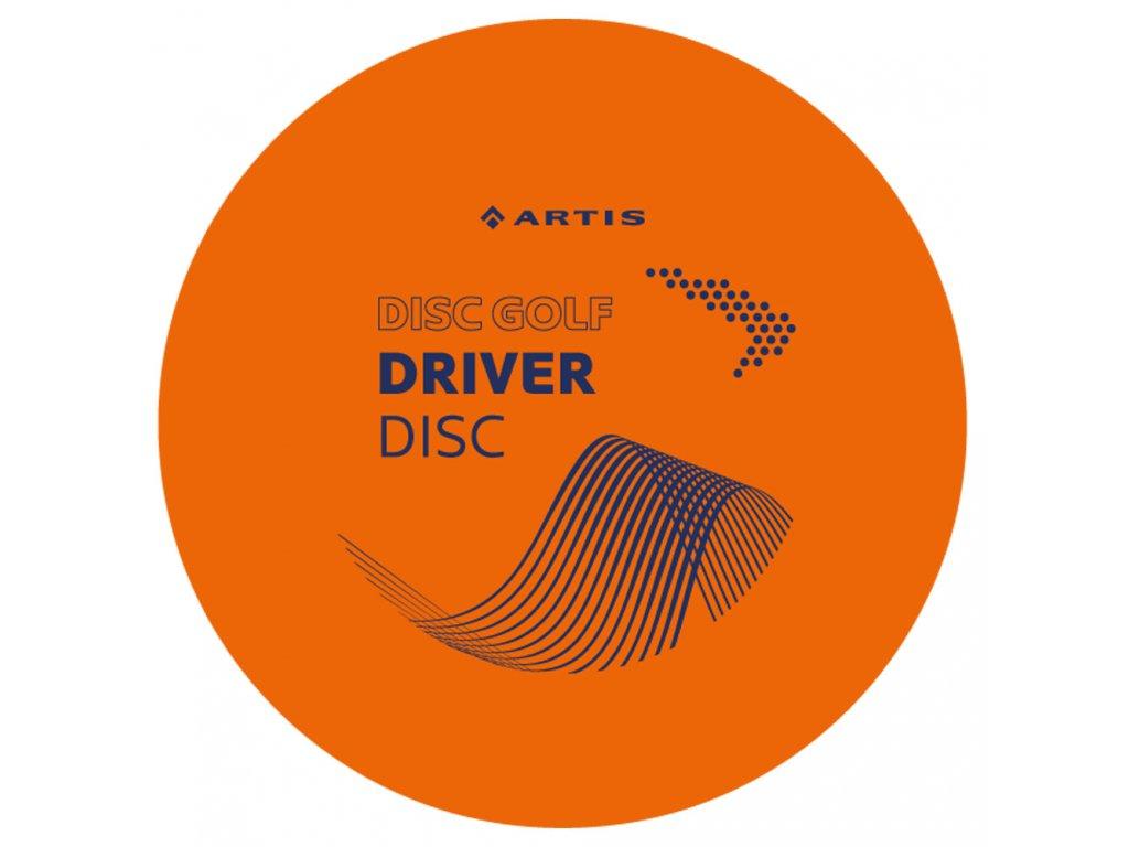Artis Disc Golf Driver