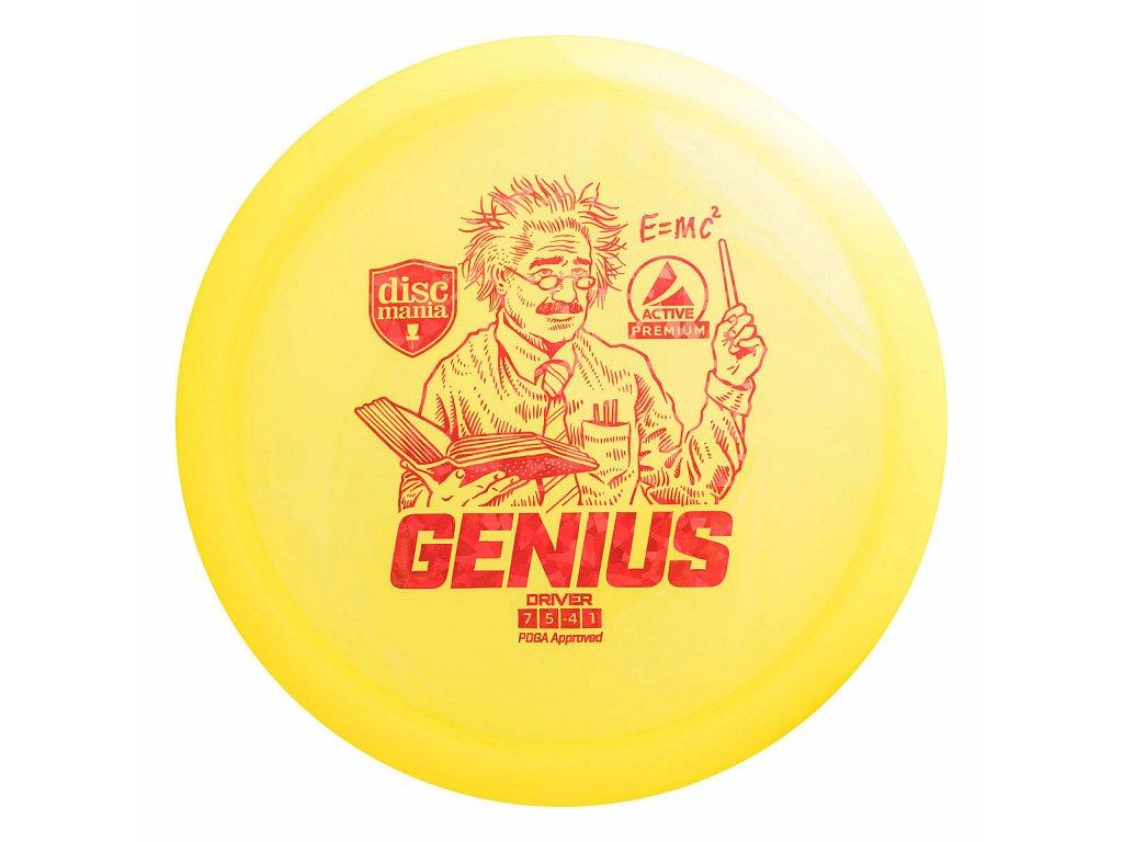 Discmania Active Premium Genius žlutá