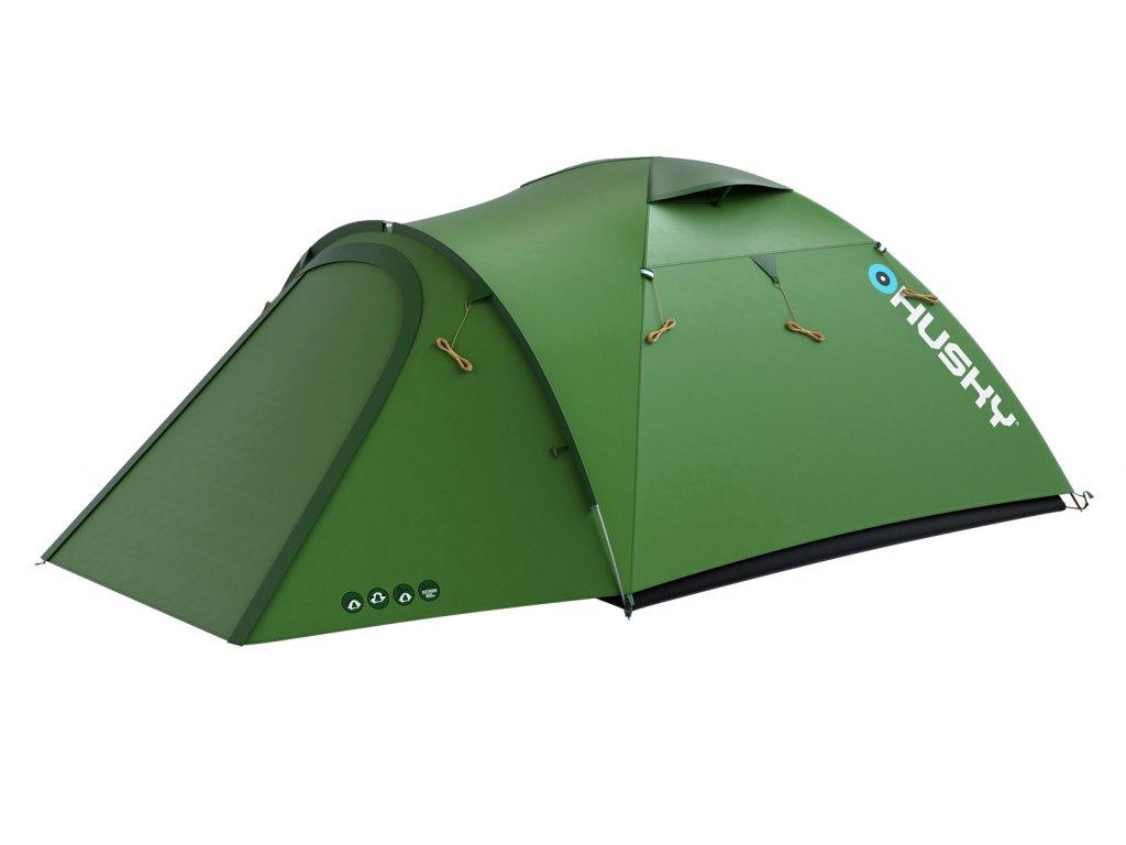 Stan HUSKY Extreme Lite Baron 4 zelená