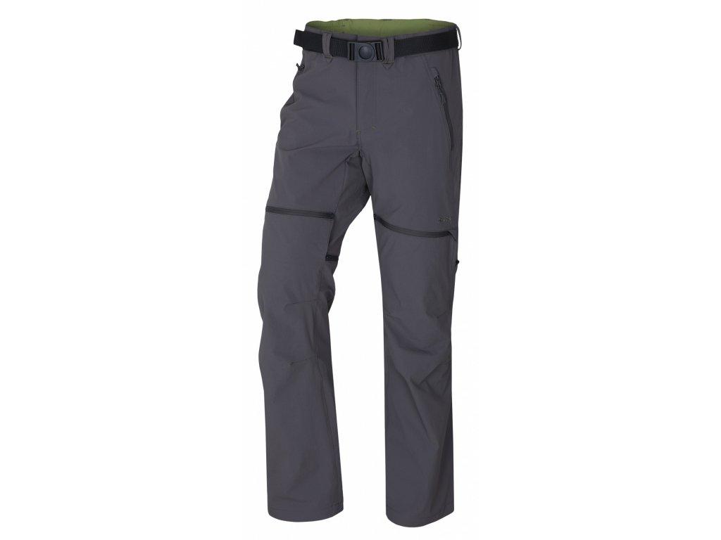 Pánské outdoor kalhoty Pilon M šedá