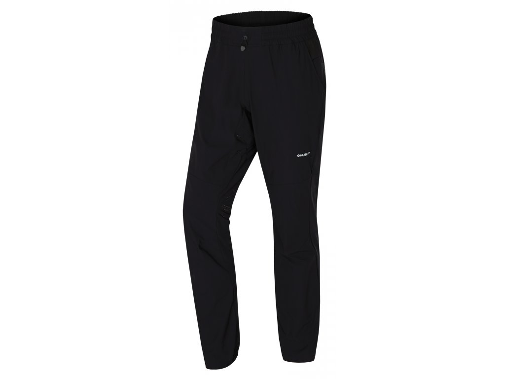 Pánské outdoorové kalhoty Speedy Long M černá